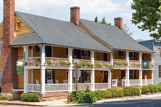 Inn At Little Washington In Virginia