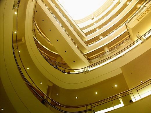 Commercial Building Interior - Hotel