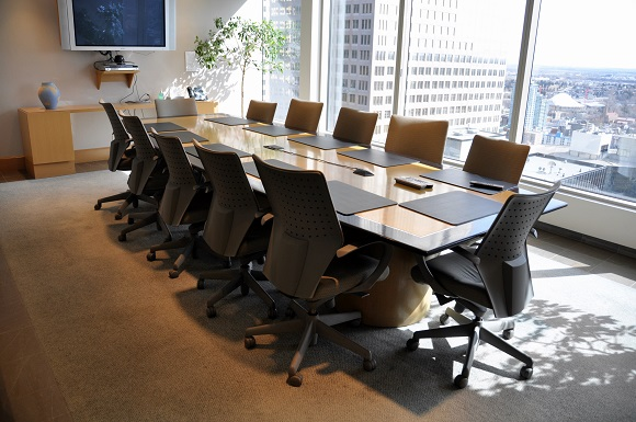 Total Room Automation Conference Room