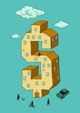 bigstock-Dollar-shaped-building-vector-44833585