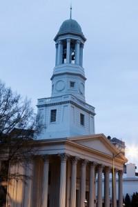Old Church In Richmond